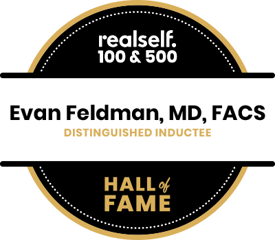 Feldman 2018 realself halloffame badge
